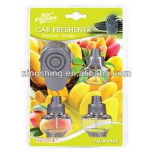Auto vent air freshener