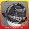 mens trilby hat fashion fedora trilby jazz hat