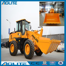 5 T Wheel Loader Small Road Construction Equipment For Sale