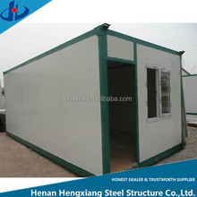 PU sandwich panel movable container house