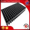 144 cells plastic flat tray