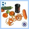 As seen on TV Spiral Vegetable Slicer/Spiral Cutter/plastic turning slicer/Grater/Zester