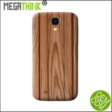 Custom Replacement Battery Housing Back Cover for Galaxy S4 i9500 Bamboo Wooden Pattern Printing Case