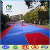 Outdoor Basketball Flooring