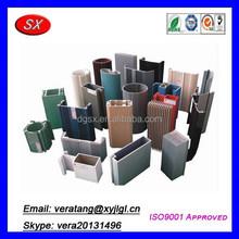 Aluminum profile aluminum case enclosures for electronics for equipment