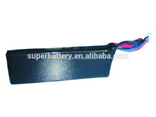 High discharging rate 3S1P 11.1v 2200mAh 25C RC lipo battery for RC helicopter