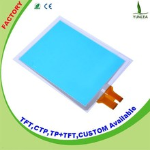 G+G EETI IC multi 10 touch 15.6 inch capacitive touch sensor with front glass available