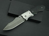 D2 titanime blade hedgehog knife, Folding knife,Pocket knife