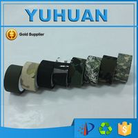 100% cotton Camouflage Fabric Tape For Military Use
