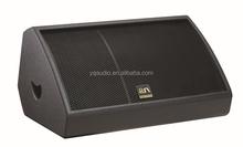 15 inch 2 way full range stage monitor speaker martin audio