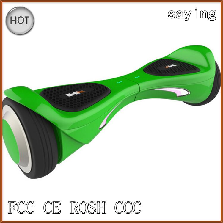 Adult electric smart 2 wheel self balance scooter CE ROSH FCC