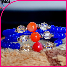 Attractive Bracelets spring hot sale handmade hair accessories girl/men