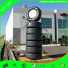 Factory outlet custom inflatable tire advertising balloon for sale