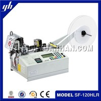 2015 factory best price Automatic machine to make clothing label