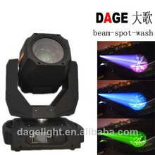 dage 3 in 1 effects Stage Lighting Beam 15R