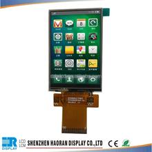 3.5 inch tft lcd display with 320xRGBx480 p resolution 8Bit/16Bit interface ILI9488 drive IC