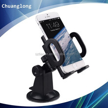 360 Rotation Suction Cup Windscreen Mobile Phone Holders For Cars