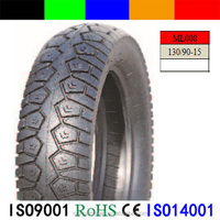 Customized model high quality motorcycle tyre of 55% rubber content