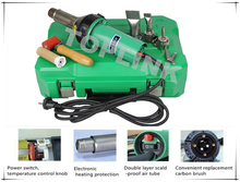 Hot sale handheld TOPLINK W3 plastic welding gun for industrial use