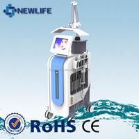 2014 Hottest !!! Professional diamond hydro dermabrasion facial machine advanced science digital microdermabrasion machine