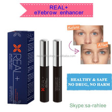 Fashionable product REAL+ eyebrow enhancer/real eyebrow serum/eyebrow growing serum