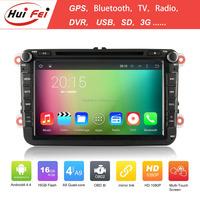 aliexpress wholesale android navigation for vw passat golf jetta support 3g wifi bt gps navigation