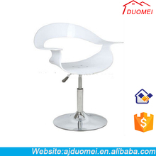 2015 Alibaba China Suppliers;Acrylic swivel bar chair
