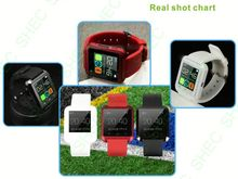Smart Watch 2012 new item touch screen unlocked watch mobile phone