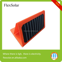 2015 Foldable solar charger sunpower cell 15.9W,5V portable solar panel