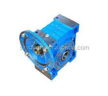 Iron die casting worm drive arrangement gearbox