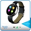 High quality 2015 latest smart watch Bluetooth 4.0 Compatible with Android & IOS Support Sleep Monitor Anti-Lost