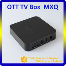 Best Quad Core A5 Android tv box 4.4 Rooted XBMC 1080P 1.5GHz WIFI