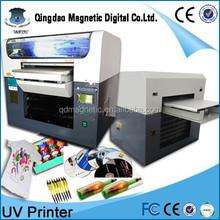 multi-functional digital hot sell uv led flatbed a3 phone case 3d effect printer