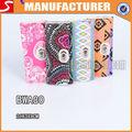 De colores de moda de las señoras carteras/billeteras