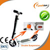 kids sports toys kick scooter double suspension kick scooter with EN14619