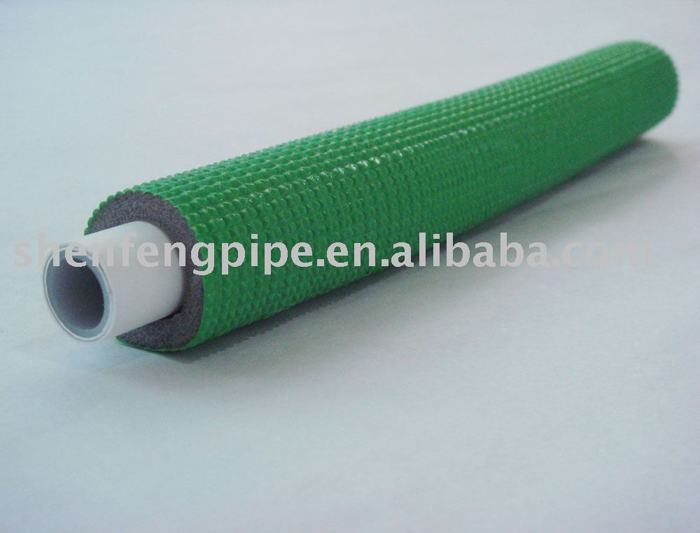 Pex al pex pipe with insulation buy pex al pex pipe for Pex water pipe insulation