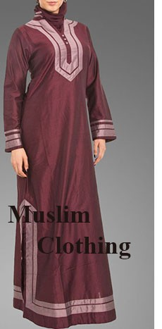 Men Saudi Style Abaya Islamic Clothing Designs From Dubai  New Buttoned Thobe 2016.jpg