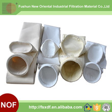 Dusting filter bag For Metal smelting process industries dust collector fan blower