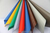 Sun resist PVC tarpaulin in rolls