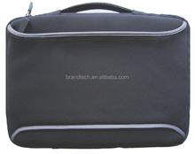 "13""/14""/15"" neoprene waterproof business laptop sleeve with handle"