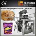 Máquina de embalagem para biscoito