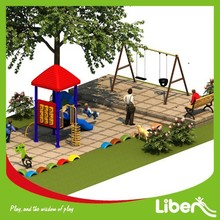Liben Commercial Used Children Outdoor Play Area for Sale LE.X9.412.242.01