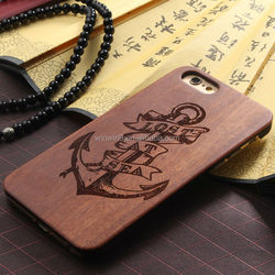 Natural Wood Case,customized wood phone case,