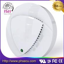 combinación calor humo detectores