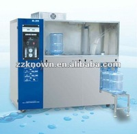 Water Vending Machine with 6 sets dispensing nozzle/3 gallon and 5gallon bottle refilling drinking water vending machine