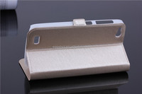 Flip PU Stand Leather Wallet case cover for Gionee GN E3 mobile phone case