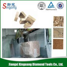 Cutting Tools Flat shaped diamond segment for granite cutting purpose