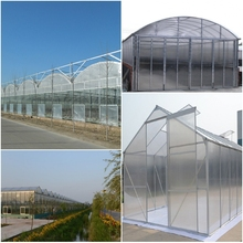 High Quality 100%Bayer Makrolon swimming pools cover uv protective coating plastic greenhouses for hydroponics hot region