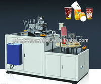 New model automatic disposable cone paper cup making machine(ZWT-35)