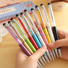 promotional cheap price gift new style wholesale swaroski crystal stylus pen for ipad